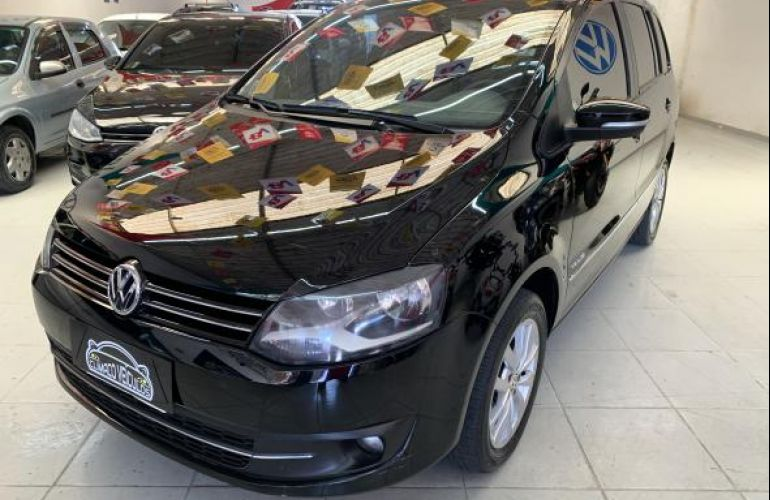 Volkswagen SpaceFox 1.6 VHT Highline I-Motion (Flex) - Foto #1