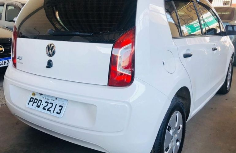 Volkswagen Up! 1.0 12v E-Flex take up! 4p - Foto #5