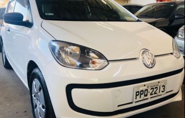 Volkswagen Up! 1.0 12v E-Flex take up! 4p - Foto #7