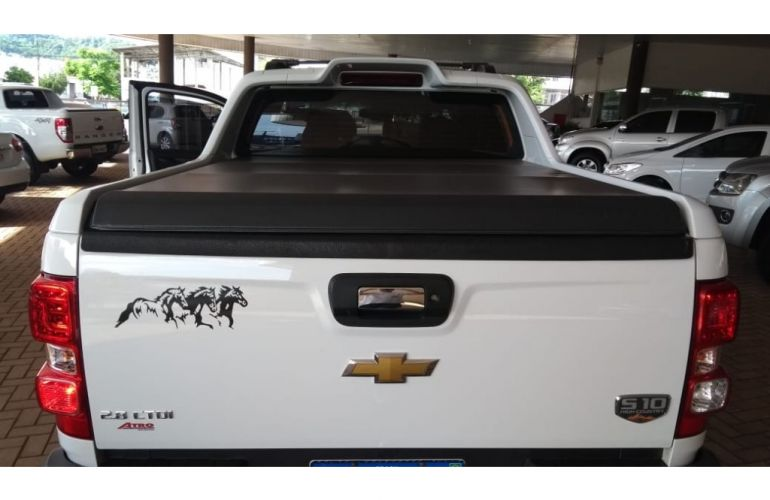 Chevrolet S10 2.8 CTDi CD High Country 4WD (aut) - Foto #2
