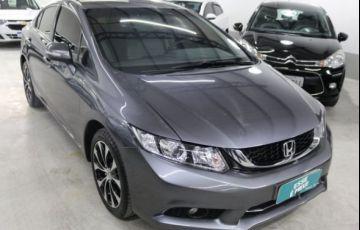 Honda Civic LXR 2.0 16V Flex - Foto #6