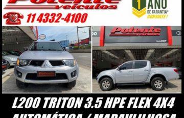 Mitsubishi L200 Triton HPE 4x4 Cabine Dupla 3.5 V6 24V Flex - Foto #2