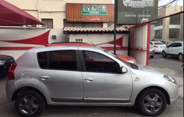 Renault Sandero Vibe 1.6 8V Hi-Torque - Foto #2