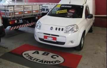 Fiat Fiorino Furgão Hard Working 1.4 EVO 8V Flex
