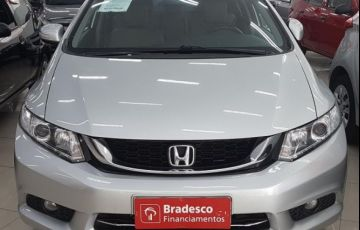 Honda Civic LXR 2.0 16V Flex