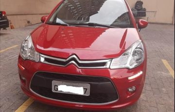 Citroën C3 Attraction 1.2 12V (Flex)