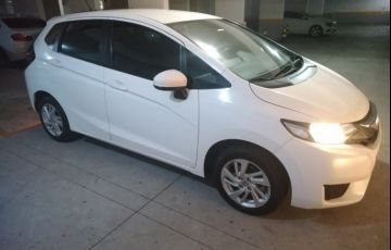 Honda Fit 1.5 LX CVT (Flex)