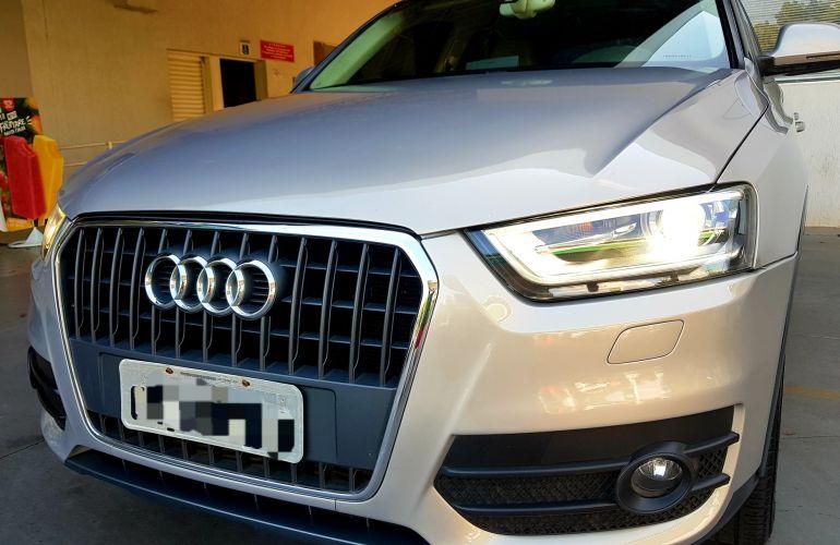 Audi Q3 2.0 TFSI Ambiente S Tronic Quattro - Foto #6