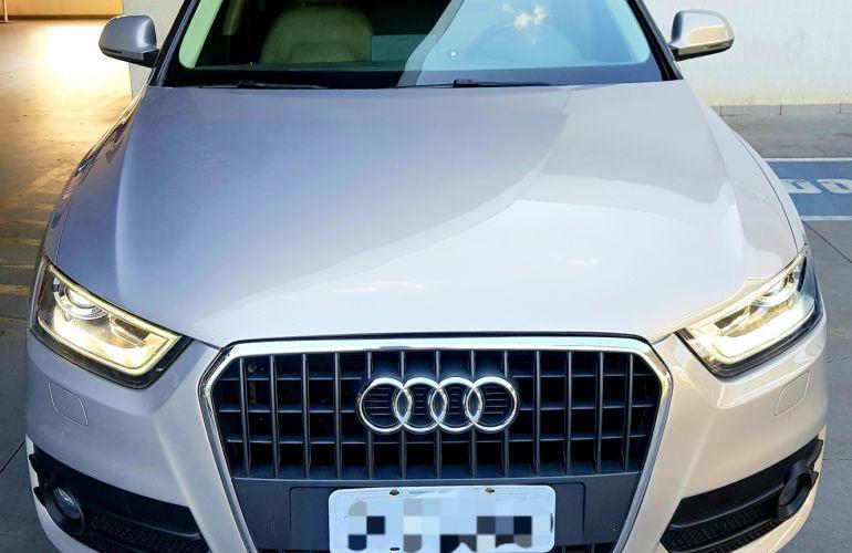 Audi Q3 2.0 TFSI Ambiente S Tronic Quattro - Foto #7