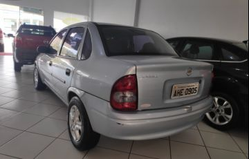 Chevrolet Corsa Sedan Classic Spirit 1.0 (flex) - Foto #2
