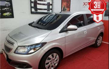 Chevrolet Onix 1.4 MPFi LT 8V Flex 4p Manual - Foto #1