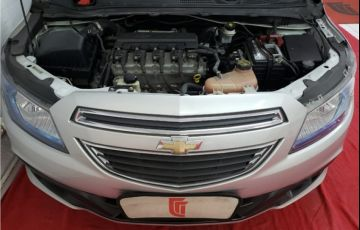 Chevrolet Onix 1.4 MPFi LT 8V Flex 4p Manual - Foto #7