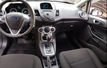 Ford New Fiesta SE 1.6 16V PowerShift - Foto #6
