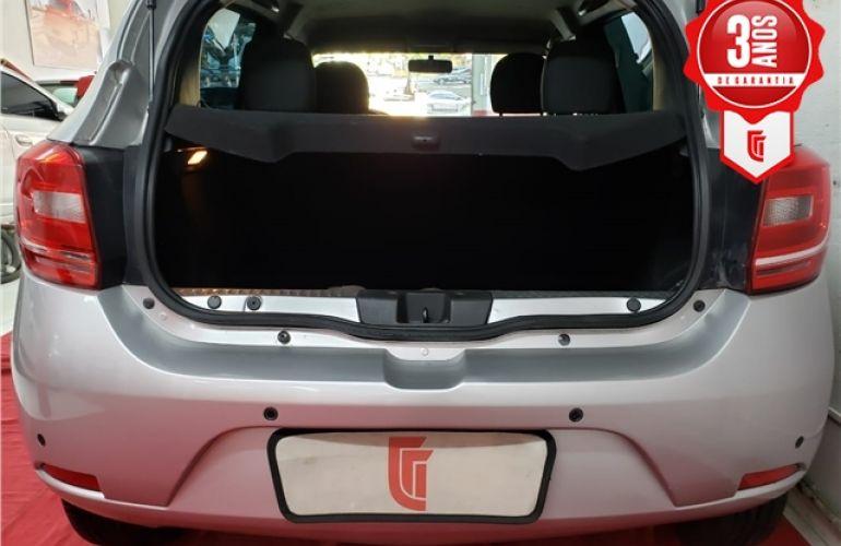 Renault Sandero 1.6 Expression 8V Flex 4p Automatizado - Foto #4