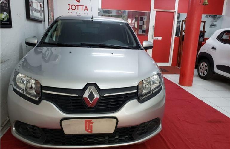 Renault Sandero 1.6 Expression 8V Flex 4p Automatizado - Foto #5