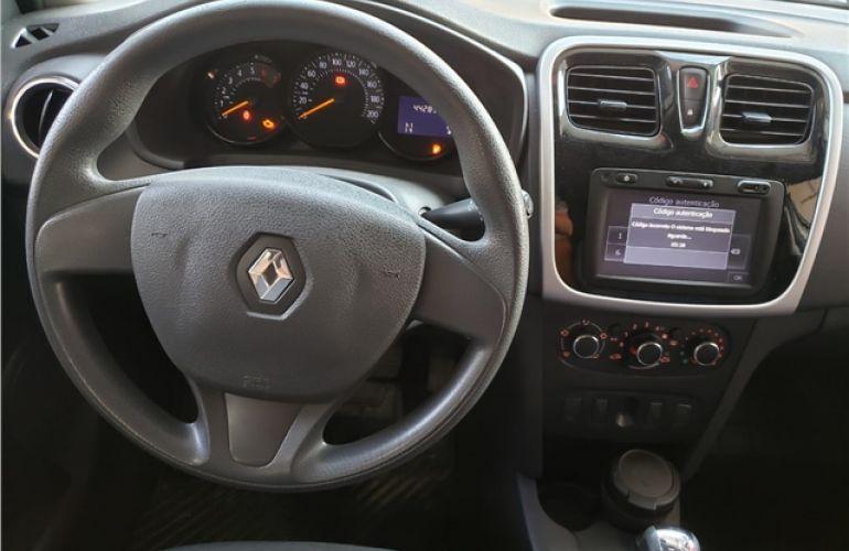 Renault Sandero 1.6 Expression 8V Flex 4p Automatizado - Foto #10