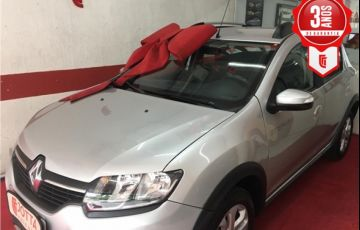 Renault Sandero 1.6 16V Sce Flex Stepway Manual - Foto #1