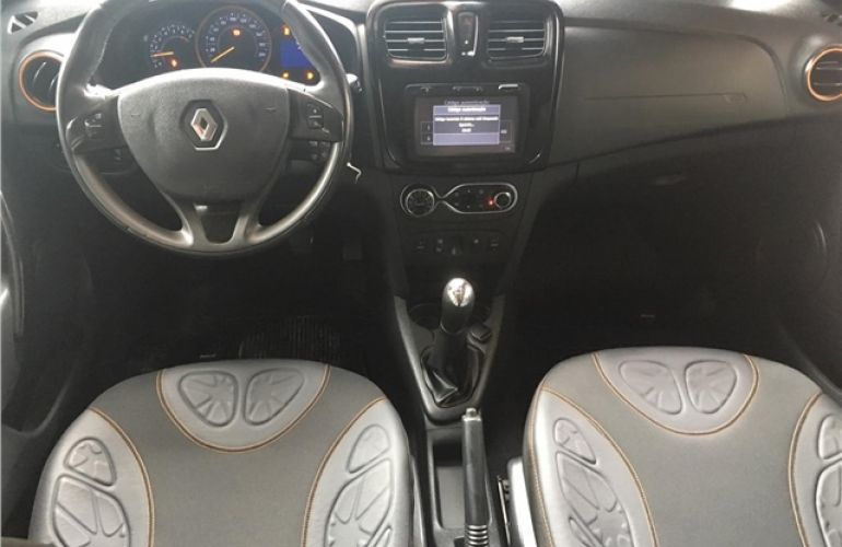 Renault Sandero 1.6 16V Sce Flex Stepway Manual - Foto #8