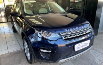 Land Rover Discovery Sport HSE 2.0 16V