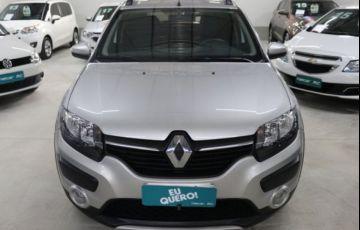 Renault Sandero Stepway 1.6 16V Hi-Flex - Foto #2