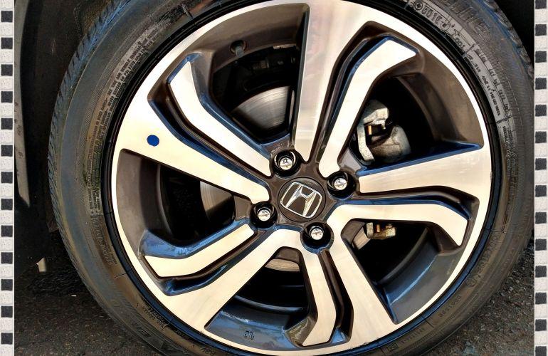 Honda City EX 1.5 CVT (Flex) - Foto #4