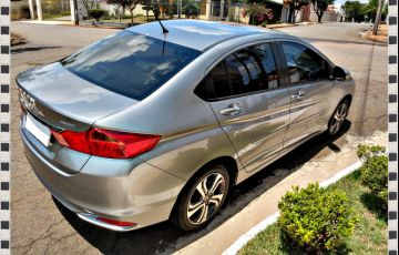 Honda City EX 1.5 CVT (Flex) - Foto #9
