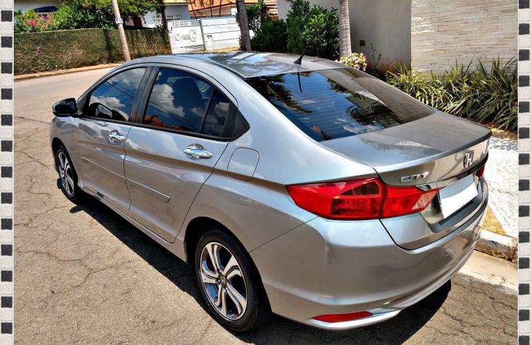 Honda City EX 1.5 CVT (Flex) - Foto #10