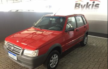 Fiat Uno Way 1.0 8V (Flex) 4p - Foto #2