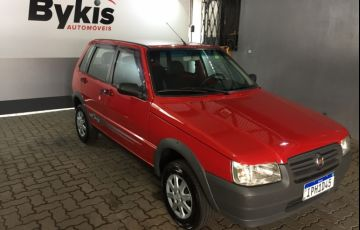 Fiat Uno Way 1.0 8V (Flex) 4p - Foto #3