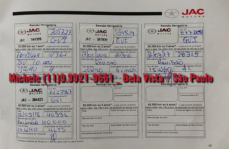 JAC J2 1.4 16V VVT JetFlex - Foto #6