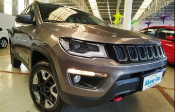 Jeep Compass 2.0 TDI Multijet Trailhawk 4WD (Aut)