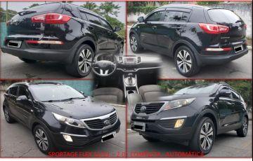 Kia Sportage LX 2.0 4X2 (Aut) (Flex) P575