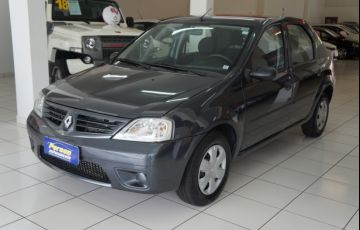 Renault Logan Expression 1.6 8V (Flex)