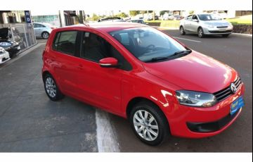 Volkswagen Fox 1.0 8V (Flex)
