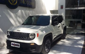 Jeep Renegade Sport 1.8 (Aut) (Flex)