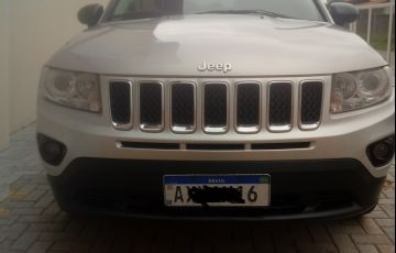 Jeep Compass 2.0 (Aut)