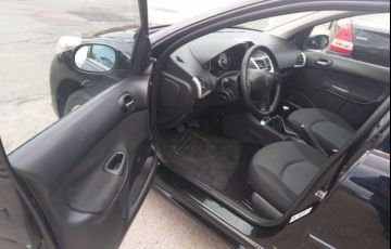 Peugeot 207 Sedan XR Sport Passion 1.4 8V Flex - Foto #10