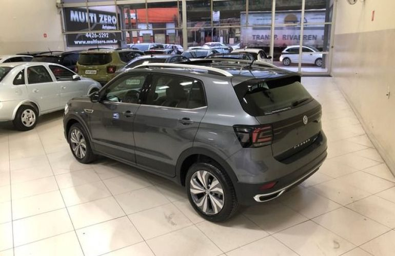 Volkswagen T-Cross 250 TSI HIGHLINE 1.4 TOTAL Flex - Foto #2