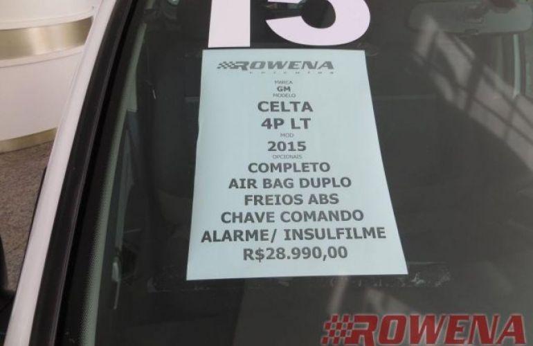 Chevrolet Celta LT 1.0 VHCE 8V Flexpower - Foto #8