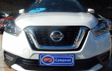 Nissan Kicks SL + Pack Tech 1.6 16V FLex