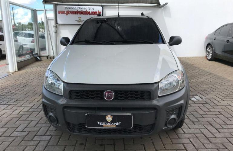 Fiat Strada Hard Working 1.4 (Flex) - Foto #3