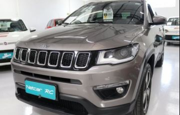Jeep Compass Longitude AT6 2.0 16V Flex