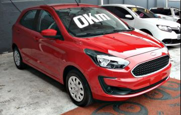 Ford Ka 1.5 Tivct SE Plus
