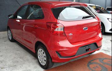 Ford Ka 1.5 Tivct SE Plus - Foto #5
