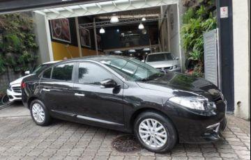 Renault Fluence Dynamique CVT 2.0 16V HI-Flex