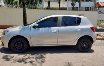 Renault Sandero Expression Easy-r 1.6 8V (Flex)