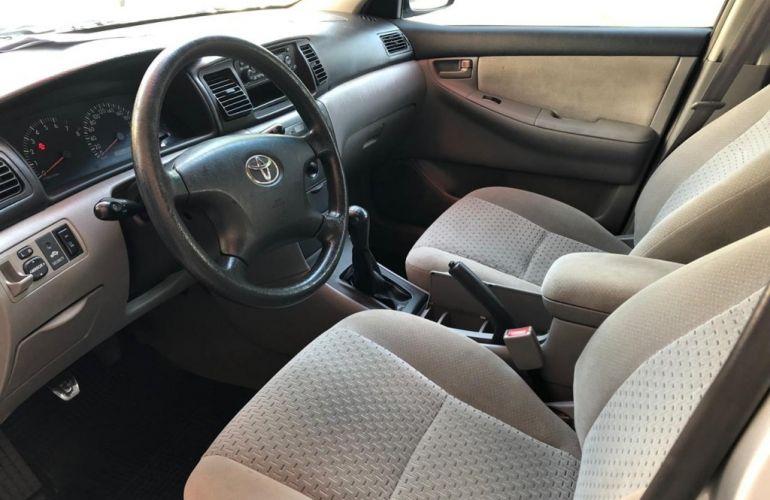 Toyota Corolla Sedan XLi 1.8 16V (flex) - Foto #8