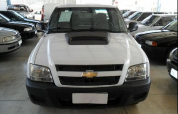 Chevrolet S10 Advantage 4X2 Cabine Dupla 2.4 Mpfi 8V Flexpower