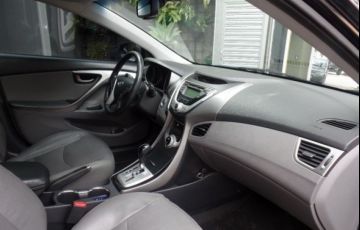 Hyundai Elantra GLS 1.8 16V - Foto #2