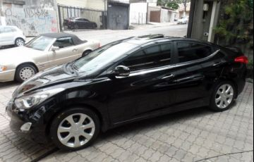 Hyundai Elantra GLS 1.8 16V - Foto #8